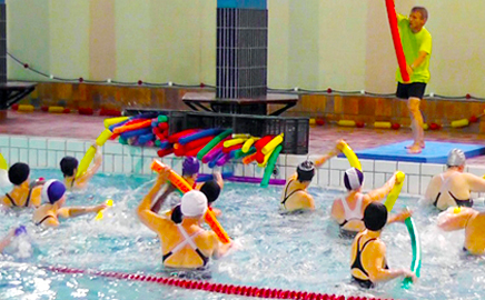 aquagym piscine montparnasse onvasortir paris
