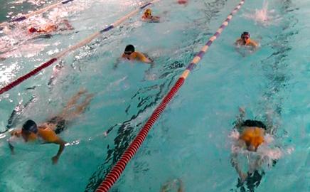 Natation paris avec l 39 apsap vp for Piscine pour nager paris