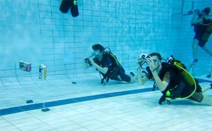Cours de plongée 93